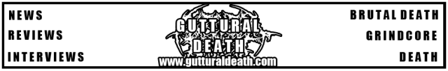 Guttural Death banner
