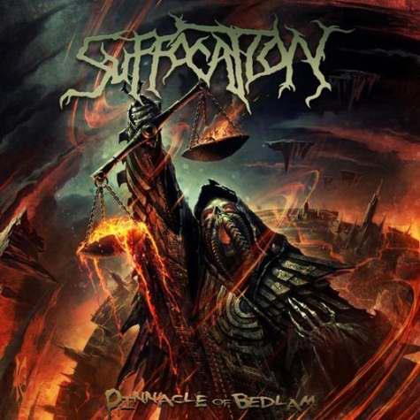 Suffocation - Pinnacle of Bedlam