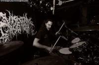 Visceral Disgorge drummer