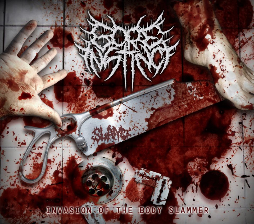 Gore Instinct – Invasion Of The Body Slammer EP
