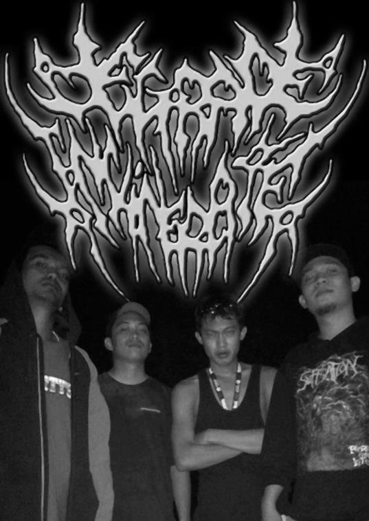 Degrade Incinerate band