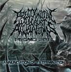 Precognitive Holocaust Annotations - Annunciation of Extermination - Promo 2013