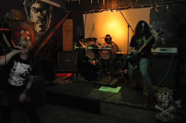 Vomit Slaughter band
